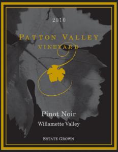 Patton Valley 2010 Estate PN