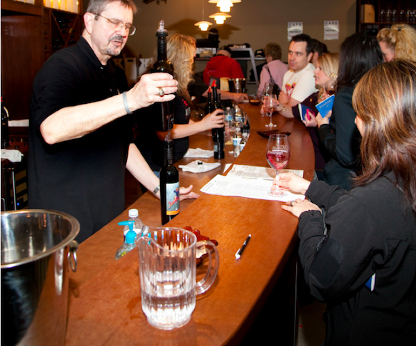 Woodinville Wine Country and 30 of its member wineries and tasting rooms have created a program for customers who live in a nearby zip code. (Photo courtesy of Woodinville Wine Country).