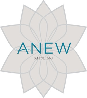 Anew Riesling is made by Ste. Michelle Wine Estates.