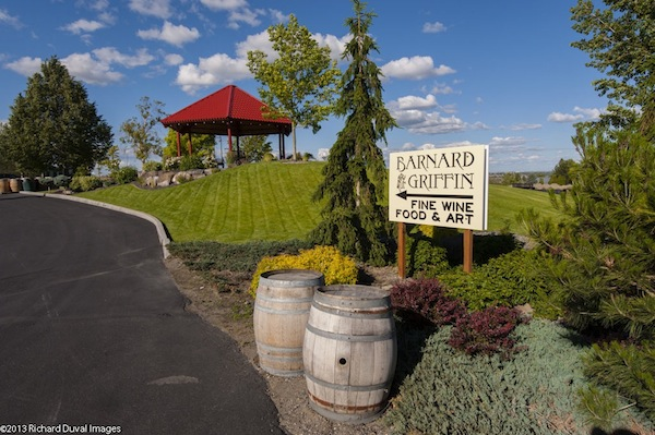 Barnard Griffin completed its remodel in 2012, and the Richland, Wash., winery celebrated its 30th anniversary a year later.