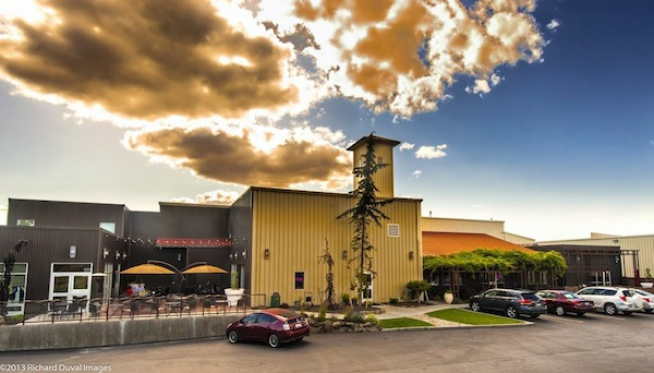 Barnard Griffin completed its remodel in 2012, and the Richland, Wash., winery added a restaurant at the same time.