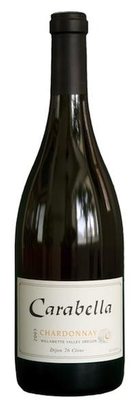 Carabella Vineyards is in the Oregon town of Wilsonville.