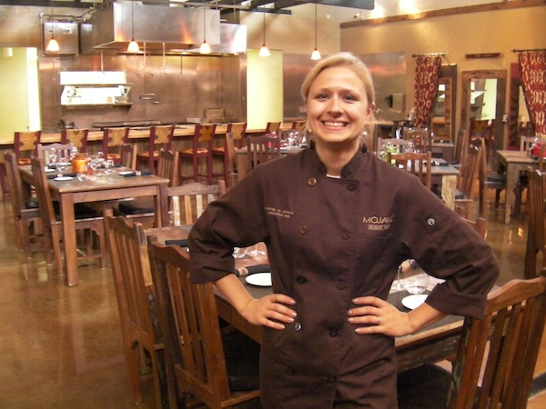 Kristin Martilla Johnson from Wasilla, Alaska, has been executive chef at Mojave Restaurant for Desert Wind Winery in Prosser, Wash. since 2012. (Eric Degerman/Great Northwest Wine)