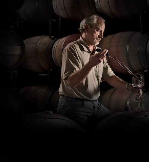 Darel Redwine is the head winemaker at Col Solare on Washington's Red Mountain