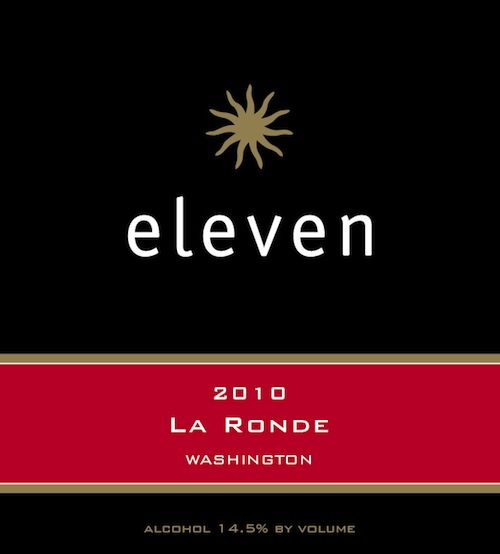 Eleven Winery on Bainbridge Island crafts a delicious red blend called La Ronde.