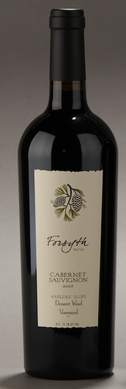 Forsyth Brio is owned and operated by longtime Washington winemaker David Forsyth.