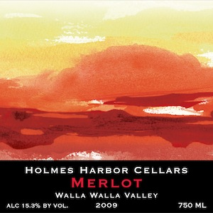 Holmes Harbor Cellars is a small winery on Washington's Whidbey Island.