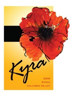 Kyra Wines are made primarily from Wahluke Slope grapes and produced in Moses Lake, Wash.