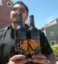 Victor Palencia makes Monarcha, a wine under Palencia Wine Co.