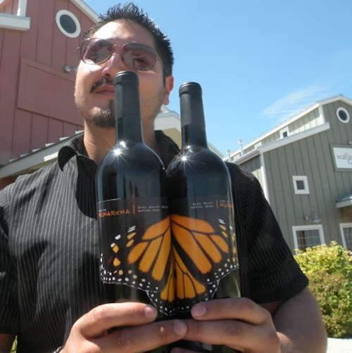 Victor Palencia makes Monarcha, a wine under Palencia Wine Co.