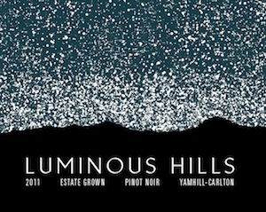 Luminous Hills is a high-end label for Seven of Hearts Winery in Carlton, Oregon.