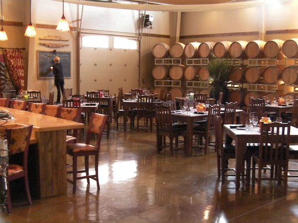 Mojave is the on-premise restaurant for Desert Wind Winery in Prosser, Wash.
