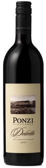 The Ponzi family is one of Oregon's wine grape pioneers.