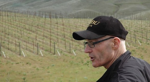 Rick Small is the owner of Woodward Canyon Winery in Washington's Walla Walla Valley.