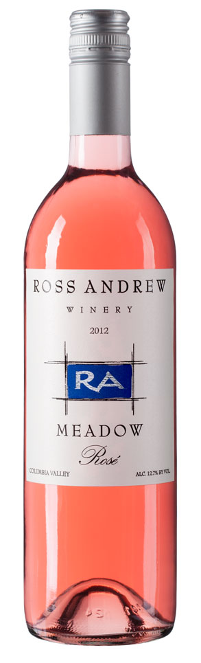 Ross Andrew Winery is in Woodinville, not far from Chateau Ste. Michelle