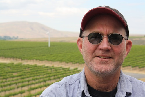 Scott Williams is the second-generation winemaker on Red Mountain in Washington state.