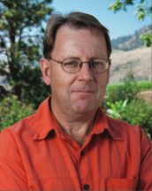 Shaun Everest, CFO, VP finance and administration of Tinhorn Creek Vineyards in Oliver, is vice-chair of the BC Wine Institute.