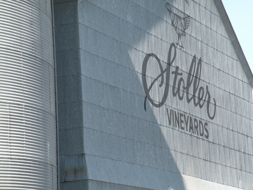 Stoller Vineyards is in the Dundee HIlls of Oregon's Willamette Valley.