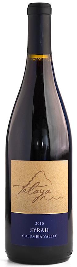Telaya is an Idaho winery that uses Washington grapes for its wine.