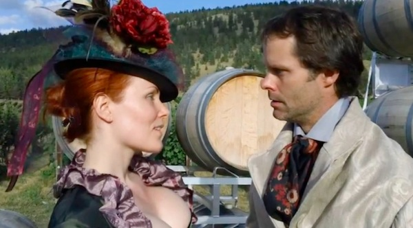 Township 7 Vineyards & Winery features live theater at both its Langley and Penticton venues.