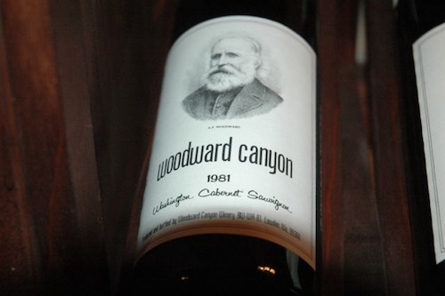 Woodward Canyon Winery started in 1981.