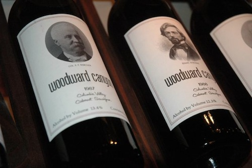Woodward Canyon Winery's Old Vines Dedication Series Cabernet Sauvignon features a Walla Walla Valley pioneer.