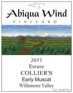 Abiqua Wind is a winery in Oregon's Willamette Valley.