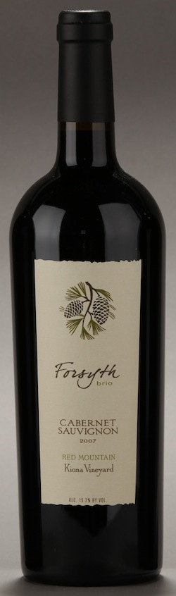Forsyth Brio is produced by longtime Washington winemaker David Forsyth