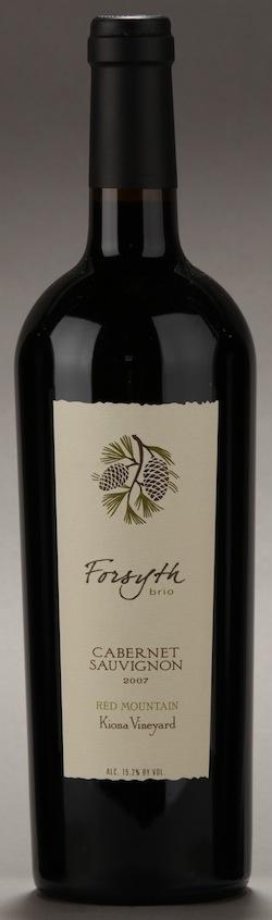 Forsyth Brio is produced by longtime Washington winemaker David Forsyth