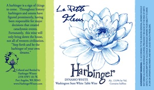 Harbinger Winery is west of Port Angeles, Washington.