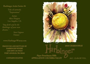 Harbinger Winery is the northwestern-most winery in the continental United States.