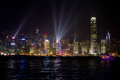 Hong Kong is considered the economic gateway to Asia and is building a strong wine import market. (Photo via Flickr/click for credit)