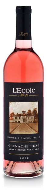 L'Ecole No. 41 is a longtime winery in the Walla Walla Valley town of Lowden, Washington.