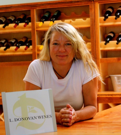 Linda Donovan Wines recently opened its new tasting room at Valley View Orchard in Ashland, Ore. The wines feature grape varieties planted by Donovan and her sister Kathy O'Leary, who owns the 50-acre farm.