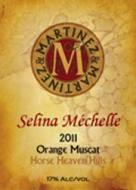 martinez-and-martinez-2011_selina-mechelle-orange-muscat-label