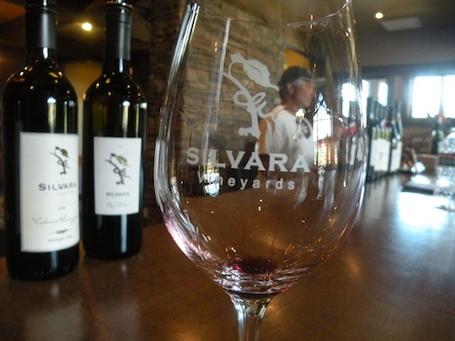 Silvara Vineyards is in Peshastin, Washington. It won best in show at the North Central Washington Wine Awards