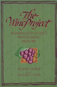 The Wine Project was written by Ron Irvine with Walter Clore. It was published in 1997.