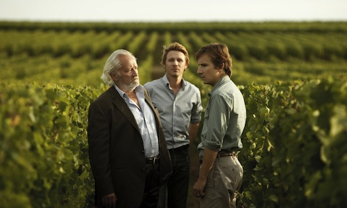 you will be my son is a french film set in Bordeaux.