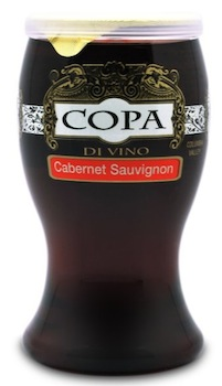 Copa Di Vino produces six varieties, including Cabernet Sauvignon.