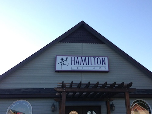 Hamilton Cellars in Richland, Washington, has donated $100,000 to the WSU Wine Science Center.