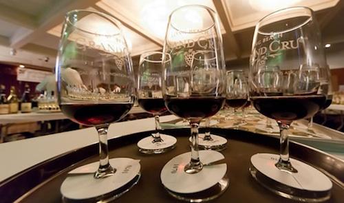 Washington wines fared well at the 2013 Long Beach Grand Cru.