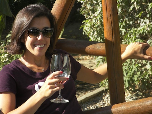 Moya Dolsby is the executive director of the Idaho Wine Commission.