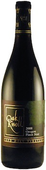 oak-knoll-winery-red-hill-vineyard-pinot-noir-bottle