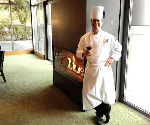 Executive chef Ivo Sandrea of the Westin Bellevue will stage a winemaker dinner with Andrew Will Winery on Nov. 9.