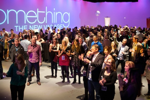 20something – The New Vintage – features Washington wine tasting with a 20something state-of-mind at Seattle's urban Fremont Studio.