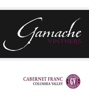 Gamache Vintners produces superb Cabernet Franc from its vineyards in the Columbia Basin.