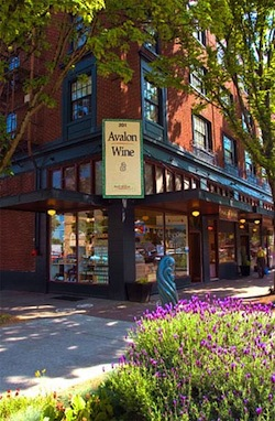 Avalon Wine is in Corvallis, Oregon.