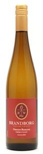 brandborg-winery-riesling-2009-bottle