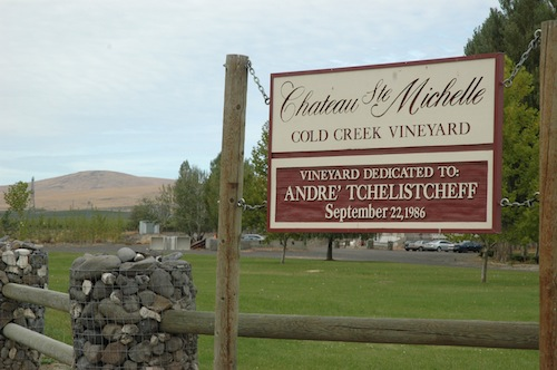 Cold Creek Vineyard is one of Washington wine country's top vineyards.
