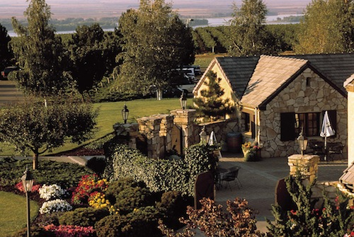 Columbia Crest is one of Washington state's largest wineries.